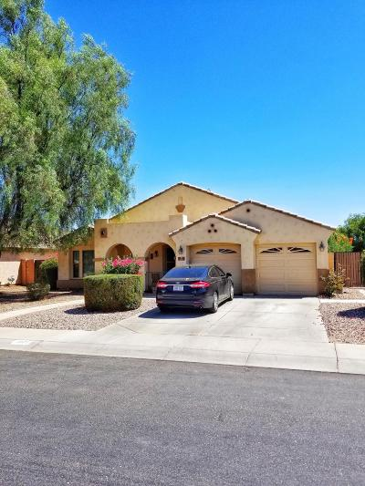Gilbert Single Family Home For Sale: 3571 E Fairview Street