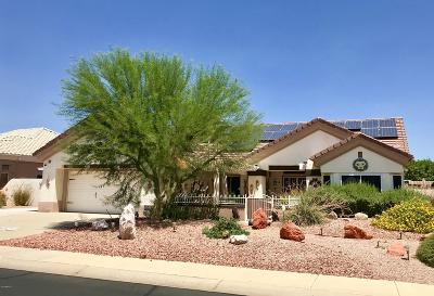 Sun City West Single Family Home For Sale: 15302 W Greystone Drive