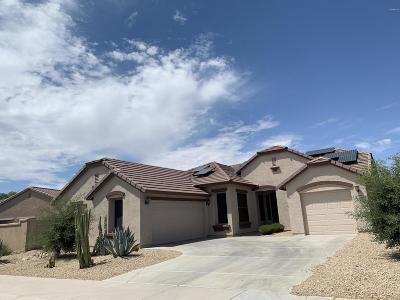 Goodyear Rental For Rent: 18190 W Desert View Lane