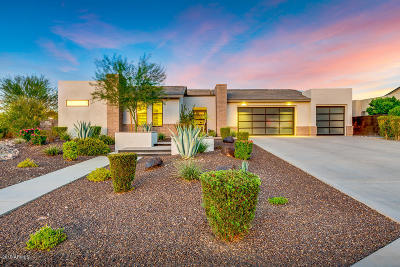 Glendale AZ Single Family Home For Sale: $800,000
