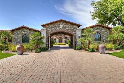 Paradise Valley Single Family Home For Sale: 4901 E Tomahawk Trail