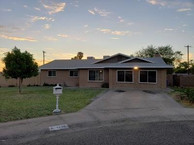 Phoenix Single Family Home For Sale: 1706 W Northern Avenue