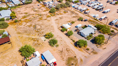 Apache Junction Residential Lots & Land For Sale: 1549 S Meridian Road