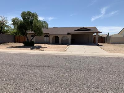Peoria Single Family Home For Sale: 6935 W Palo Verde Avenue