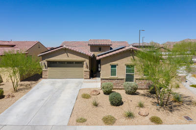 Goodyear Single Family Home For Sale: 15222 S 181st Drive