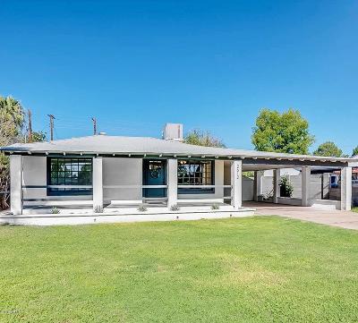 Phoenix Single Family Home For Sale: 2612 N 31st Street