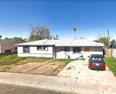 Phoenix Single Family Home For Sale: 3620 W Marshall Avenue