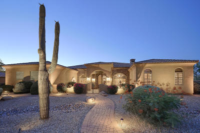 Scottsdale Single Family Home For Sale: 6828 E Monterra Way
