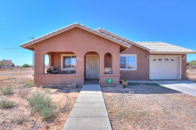 Arizona City AZ Single Family Home For Sale: $139,900