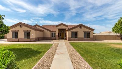 Queen Creek Single Family Home For Sale: 20906 E Excelsior Avenue