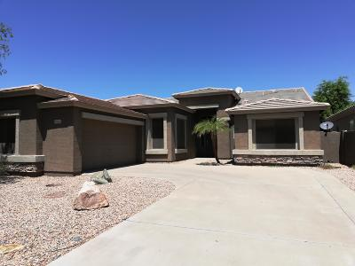 Chandler Single Family Home For Sale: 1724 W Morelos Street