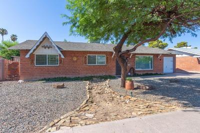 Phoenix Single Family Home For Sale: 4201 W Krall Street