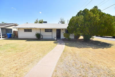 Phoenix Single Family Home For Sale: 4601 E Holly Street