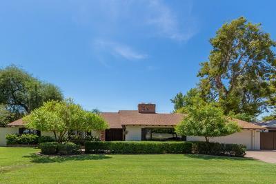 Phoenix Single Family Home For Sale: 3715 E Pierson Street