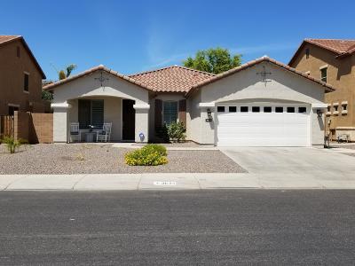 Chandler Single Family Home For Sale: 3634 E Bluebird Place