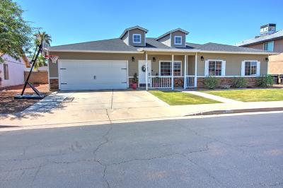 Mesa Single Family Home For Sale: 1620 N Fraser Drive