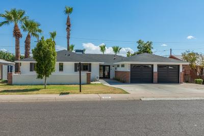 Single Family Home For Sale: 3609 E Clarendon Avenue