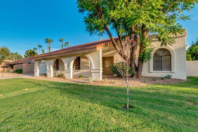 Scottsdale Single Family Home For Sale: 8431 E Belgian Trail