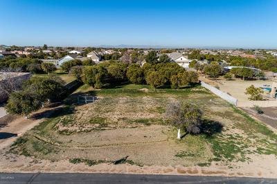 Gilbert Residential Lots & Land For Sale: S 182nd Place