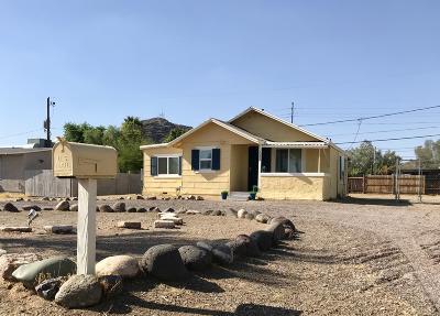 Phoenix Single Family Home For Sale: 732 E Carol Avenue