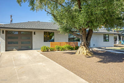 Phoenix Single Family Home For Sale: 732 E Claremont Street