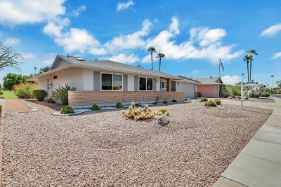 Sun City Single Family Home For Sale: 14249 N Sarabande Way