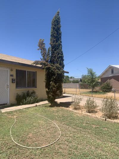 Phoenix Single Family Home For Sale: 3344 N 61st Drive