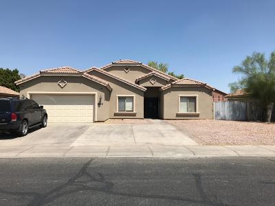 Phoenix Single Family Home For Sale: 6416 W Virginia Avenue