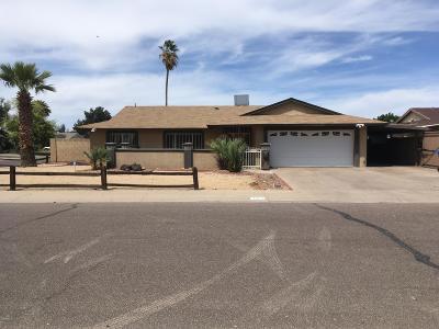 Phoenix Single Family Home For Sale: 4236 W Montebello Avenue