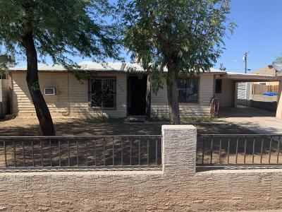 Phoenix Single Family Home For Sale: 3538 W Fillmore Street