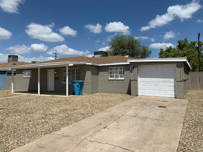 Phoenix Single Family Home For Sale: 3020 W Griswold Road