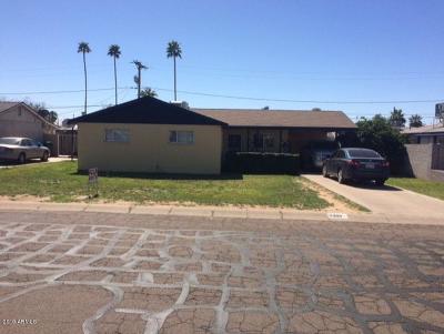 Phoenix Single Family Home For Sale: 3231 E Cypress Street