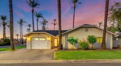 Phoenix Single Family Home For Sale: 4202 E Montecito Avenue