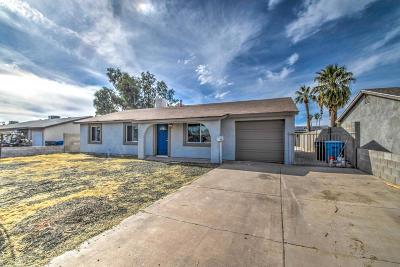 Phoenix AZ Single Family Home For Sale: $259,000