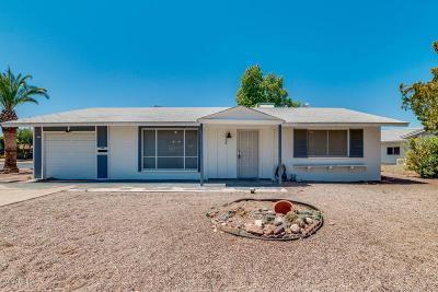 Sun City Single Family Home For Sale: 12228 N Hacienda Drive