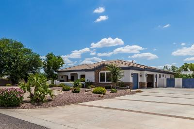 Gilbert Single Family Home For Sale: 2357 E Walnut Road