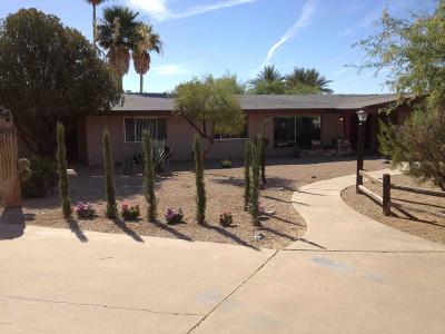 Paradise Valley Single Family Home For Sale: 6840 E Avenida El Alba Avenue