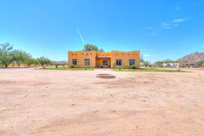 Maricopa Single Family Home For Sale: 10980 N Thunderbird Road