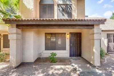 Mesa Condo/Townhouse For Sale: 3719 E Inverness Avenue #91