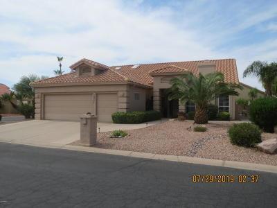 Single Family Home For Sale: 10922 E Regal Drive
