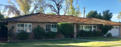 Tempe Single Family Home For Sale: 3048 S Fairway Drive