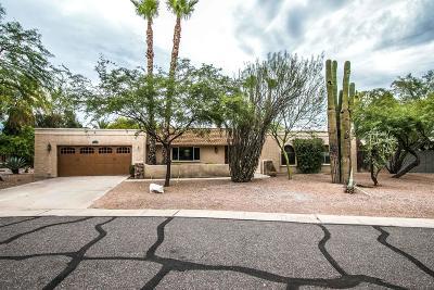 Paradise Valley Single Family Home For Sale: 5933 E Beryl Avenue