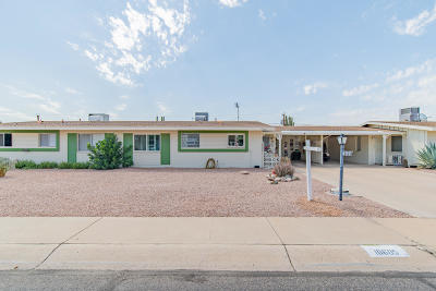 Maricopa County Condo/Townhouse For Sale: 10605 W Clair Drive