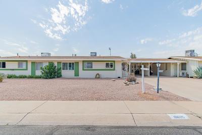 Sun City Condo/Townhouse For Sale: 10605 W Clair Drive