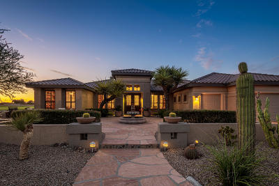 Sun City Grand Single Family Home For Sale: 15884 W Linksview Drive