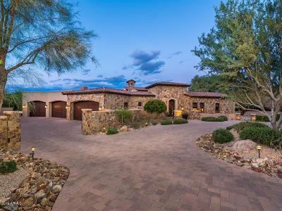 Paradise Valley Single Family Home For Sale: 6326 E Quartz Mountain Road