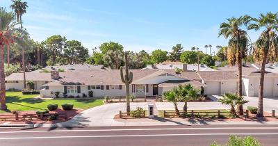 Single Family Home For Sale: 4881 E Lafayette Boulevard