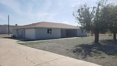 Peoria Single Family Home For Sale: 14631 N 75th Avenue