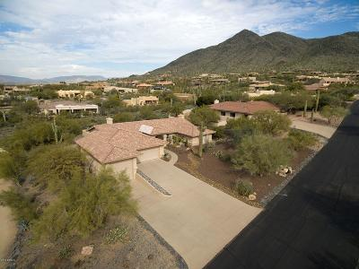 Cave Creek Single Family Home For Sale: 5842 E Leisure Lane