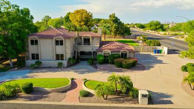 Mesa Single Family Home For Sale: 3154 E Inverness Avenue